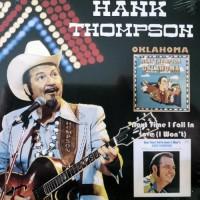 Salutes Oklahoma / Next Time I Fall In Love (I Won't) - Hank Thompson