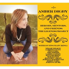 Heroes, Mentors & Friends: The Legends Project - Amber Digby