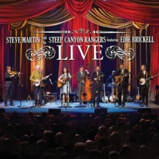 Live [CD+DVD] - Steve Martin, Steep Canyon Rangers & Edie Brickell