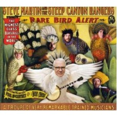 Rare Bird Alert [with Steep Canyon Rangers] - Steve Martin