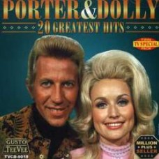 20 Greatest Hits (with Dolly Parton) - Porter Wagoner
