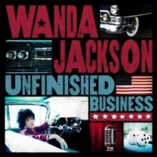Unfinished Business - Wanda Jackson