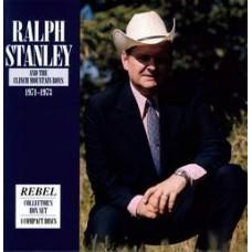 1971-1973 [4xCD Set] - Ralph Stanley