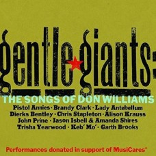 Gentle Giants: The Songs Of Don Williams -  Various Artists