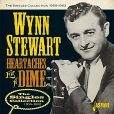 Heartaches For a Dime - The Singles Collection 1956-1962 - Wynn Stewart
