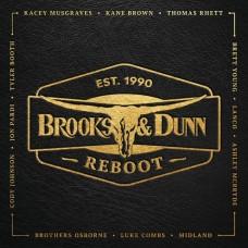 Reboot -  Brooks & Dunn