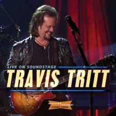 Live On Soundstage [CD+DVD] - Travis Tritt