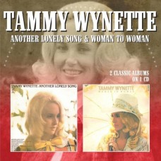 Another Lonely Song / Woman To Woman - Tammy Wynette