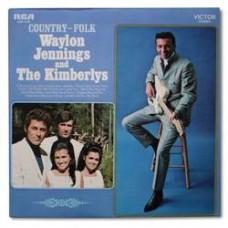 Waylon Jennings and the Kimberlys - Waylon Jennings