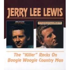 Killer Rocks On / Boogie Woogie Country Man - Jerry Lee Lewis