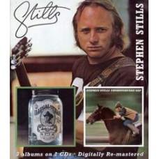 Stills/Illegal Stills/Thoroughfare Gap [2xCD Remastered] - Stephen Stills