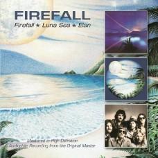 Firefall / Luna Sea / Elan [2xCD] -  Firefall