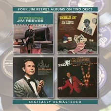 The International / Kimberley Jim / My Cathedral / Some Friends [2xCD] - Jim Reeves