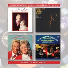Once More / Two Of A Kind / Together Always / The Right Combination - Dolly Parton & Porter Wagoner
