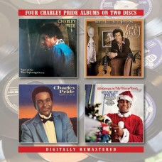 Burgers And Fries / When I Stop Leaving / A Little Bit Of Hank / Christmas In My Home Town - Charley Pride