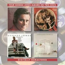 George Jones / In A Gospel Way / Memories Of Us / The Battle - George Jones
