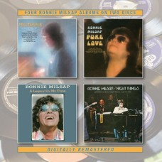Where My Heart Is / Pure Love / A Legend In My Time / Night Things - Ronnie Milsap