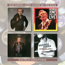 Still The Same Ole Me / First Time Live! / One Woman Man / Friends In High Places - George Jones