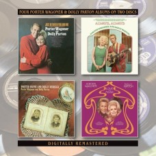 Just Between You And Me / Always, Always / Porter Wayne And Dolly Rebecca / Love & Music - Dolly Parton & Porter Wagoner