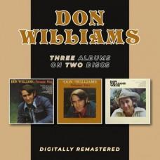 Volume One / Volume Two / Volume III - Don Williams
