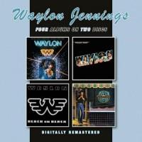 What Goes Around Comes Around / Music Man / Black On Black / Waylon - Waylon Jennings