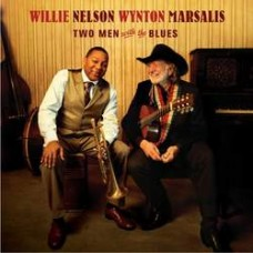 Two Men With The Blues (with Wynton Marsalis) - Willie Nelson