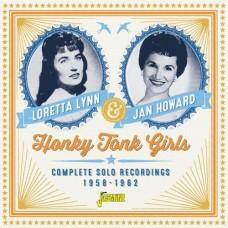 Honky Tonk Girls - Complete Recordings 1958-1962 - Loretta Lynn & Jan Howard