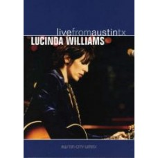 Live From Austin TX [DVD] - Lucinda Williams