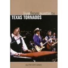 Live From Austin TX [DVD] - Texas Tornados