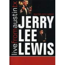 Live From Austin TX [DVD] - Jerry Lee Lewis