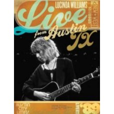 Live From Austin TX '89 [DVD] - Lucinda Williams