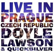 Live In Prague Czech Republic - Doyle Lawson
