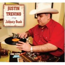 Sings Johnny Bush - Justin Trevino