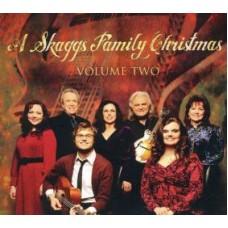 A Skaggs Family Christmas Volume II [CD+DVD] - Ricky Skaggs