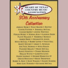 Heart Of Texas 30th Anniversary Collection [3xCD] -  Various Artists