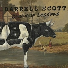The Couchville Sessions - Darrell Scott