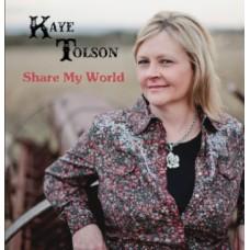 Share My World - Kaye Tolson
