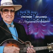 New Bluegrass And Old Heartaches - Bobby Osborne