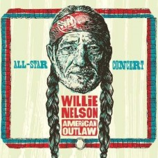 Willie Nelson: American Outlaw Live At Bridgestone Arena 2019 [2xCD+DVD] - Various Artists
