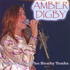Music From The Honky-Tonks - Amber Digby