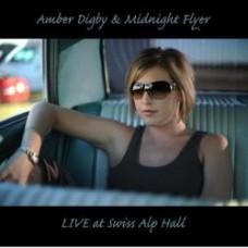 Live at Swiss Alp Hall - Amber Digby