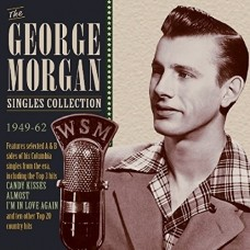Singles Collection 1949-62 [2xCD] - George Morgan