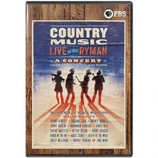 Country Music Live At The Ryman: Celebrating the Ken Burns Film [Region 1 US DVD] -  Various Artists