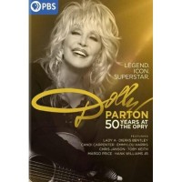50 Years at the Opry [DVD] - Dolly Parton