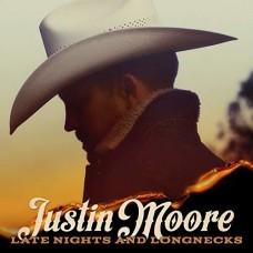 Late Nights And Longnecks - Justin Moore