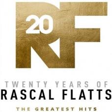 Twenty Years: The Greatest Hits - Rascal Flatts