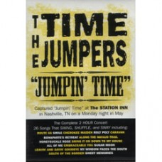 Jumpin' Time [DVD] - The Time Jumpers