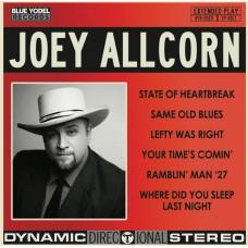 State Of Heartbreak E.P. - Joey Allcorn